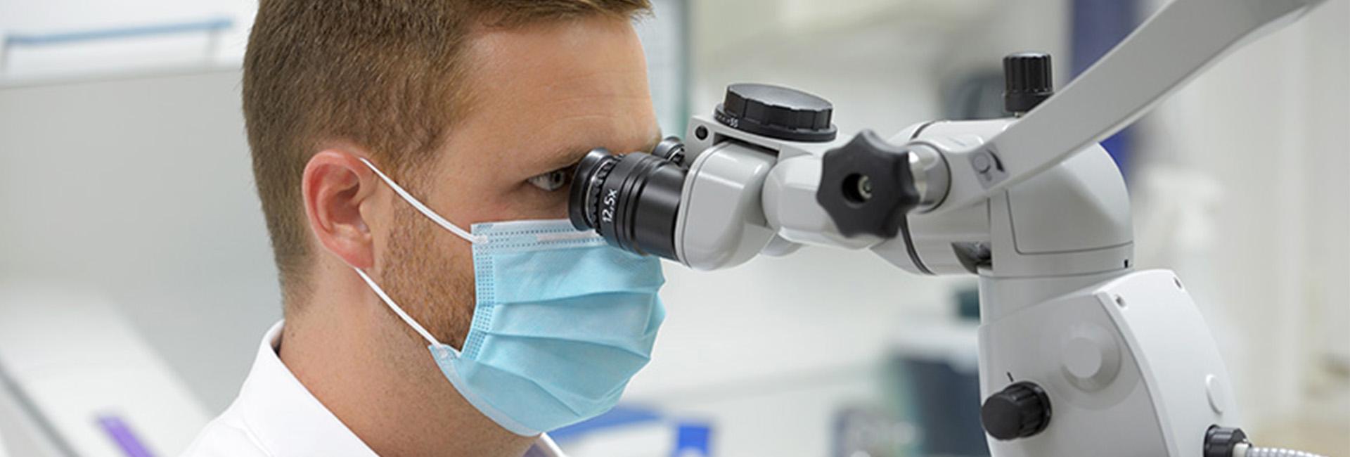 Wurzelkanalbehandlung - Das Ziel einer Wurzelbehandlung ist der Erhalt Ihres Zahnes!