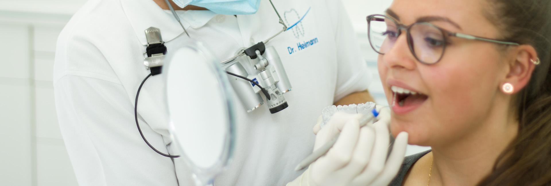 Prophylaxe: Die professionelle Zahnreinigung beim Zahnarzt in Frankfurt