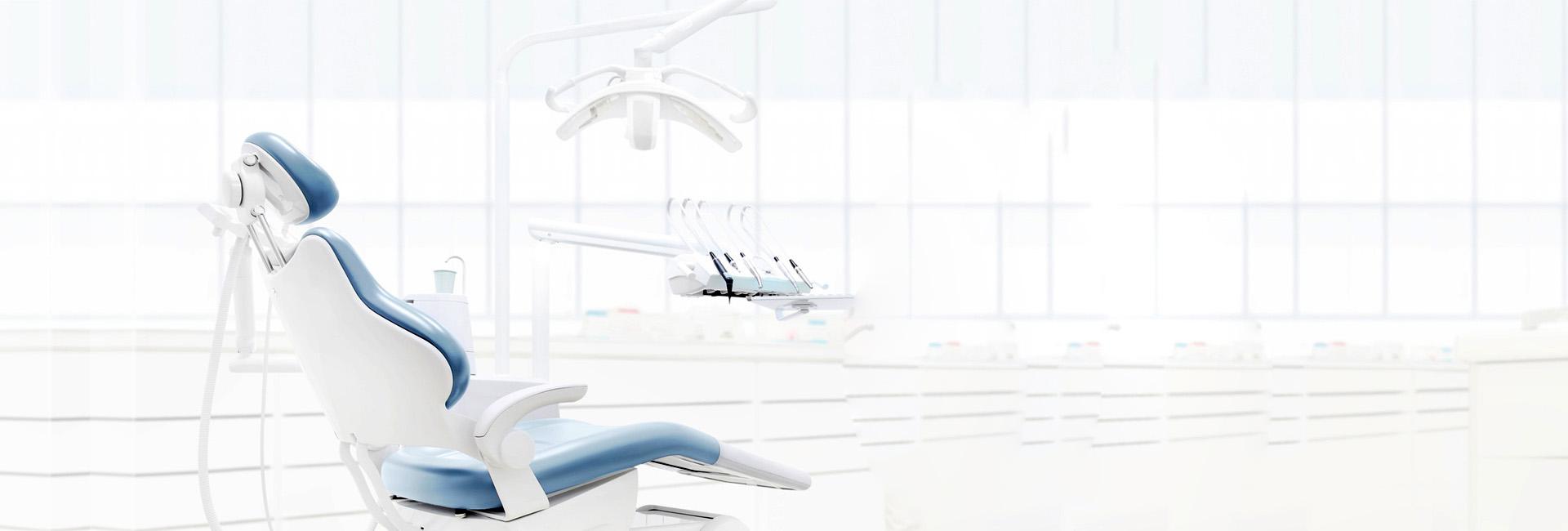 Behandlungszimmer Zahnarzt Frankfurt