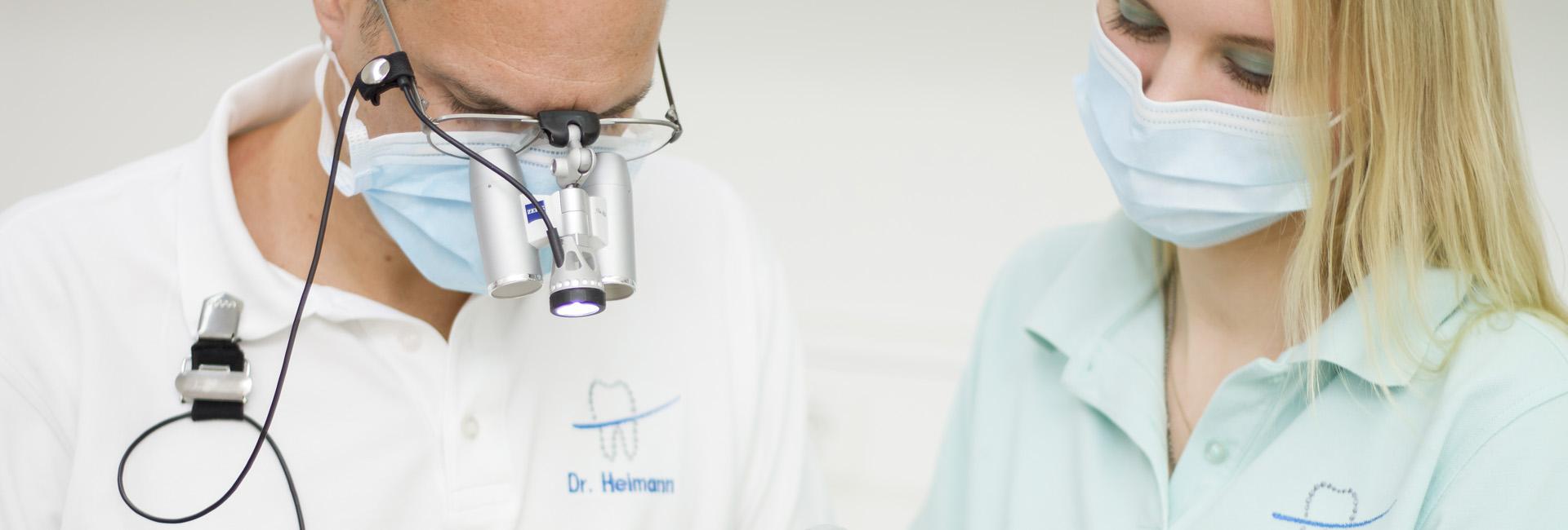 Moderne Zahnmedizin - Laserbehandlung